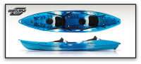 Feelfree Gemini Sport Kayak