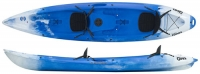 Perception Scooter Gemini Comfort Kayak