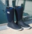 Yacht Boot Blue